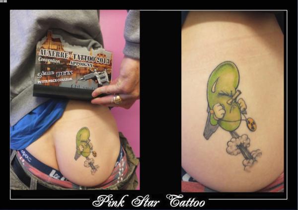 conventio de tatouage à AUXERRE 2013