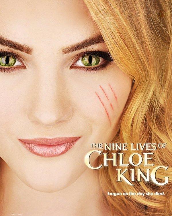 les neuf vie de chloe king