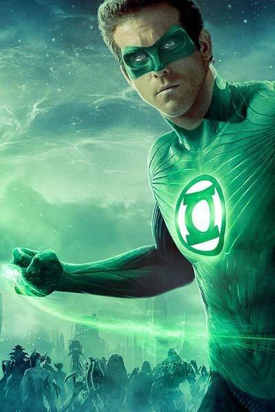 green lanterne