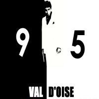 95 Val d'Oise La Street Slmt <3