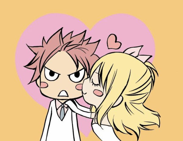 natsu and lucy wendding