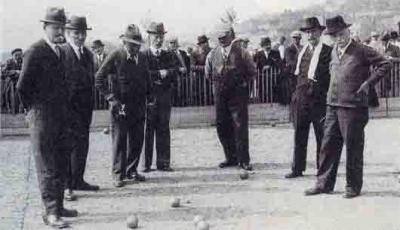 L 39 histoire de la boule lyonnaise sport boule issigeacoise for Jeu de boule lyonnaise