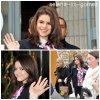 Selena dans les rues de paris