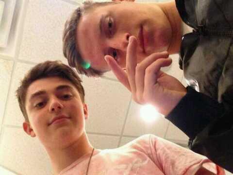 Greyson Chance et Tyler