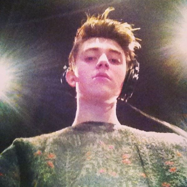 "Poster par Greyson ""feeling hypnotized and mystified my lady H""  Frencais "" sentiment hypnotisé et mystifié ma dame H"""
