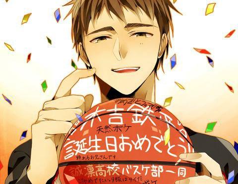 Drabble : Joyeux anniversaire Kiyoshi