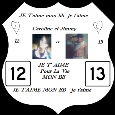 CarOlinE et jimmy