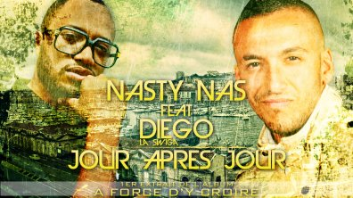 JOUR APRES JOUR (Feat Diego) (2011)