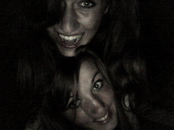 Coralie & Moi <3