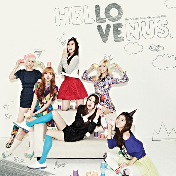 2nd Mini Album  What Are You Doing Today? / >hat Are You Doing Today? (2012)