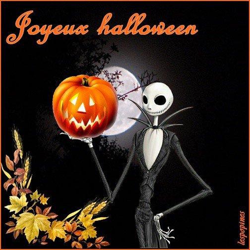 Joyeux halloween à tous !!! 3