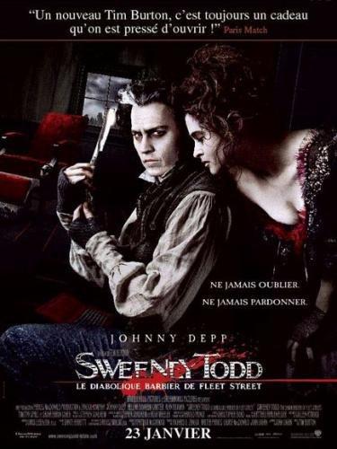 Sweeney Todd Le Diabolique Barbier De Fleet Street