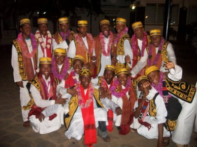 C'était le 22 Mai 2010,le grand moulidi de Sada...
