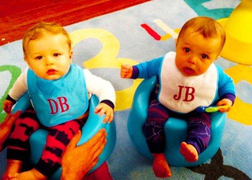 Jude et Davis Baker