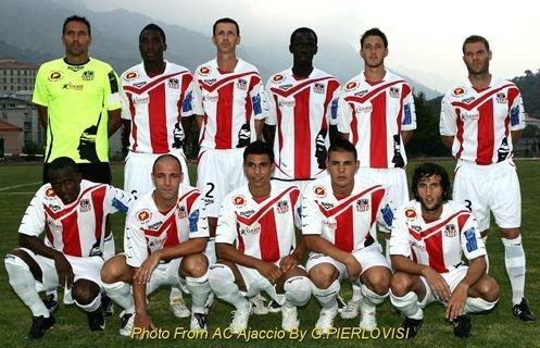 AJACCIO FOOTBALL