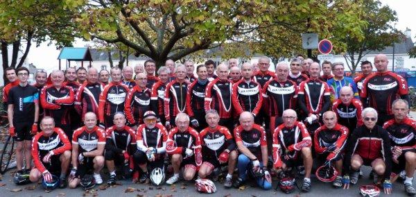 Section Cyclotourisme  2017