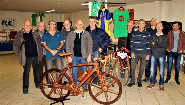 Les 40 ans de la section Cyclo et Vtt
