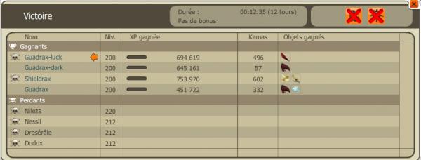 Frigost 3 et Mercenariat