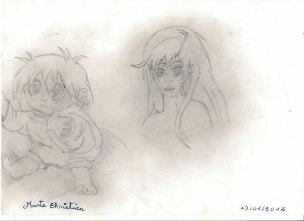 Les dessins