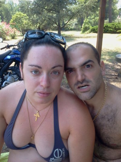 ma cousine nana et son homme pablo