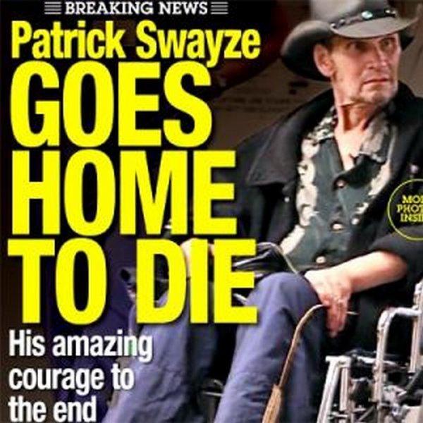 Patrick Swayze = Dècèder  :(