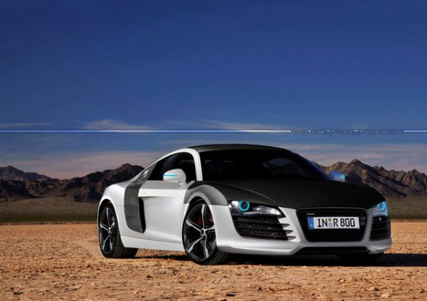 audi r8 tuning blog de djox140. Black Bedroom Furniture Sets. Home Design Ideas