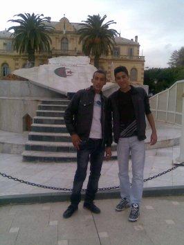 moi et mon amie youssef