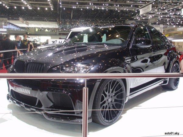 HAMMAN BMW X6 M
