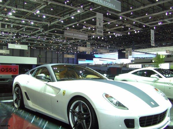 Ferrari 599GTB by Hamann