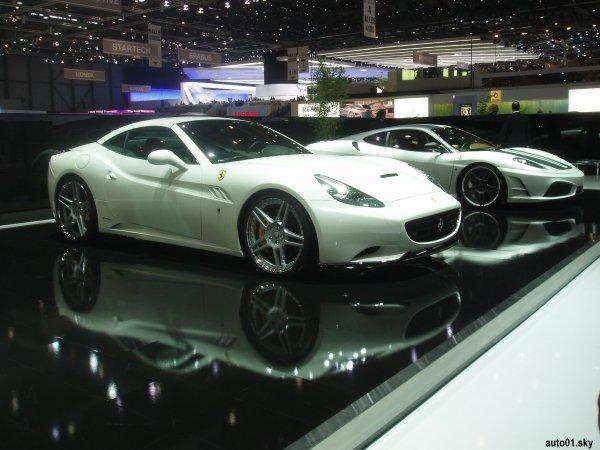 Ferrari California by Hamann