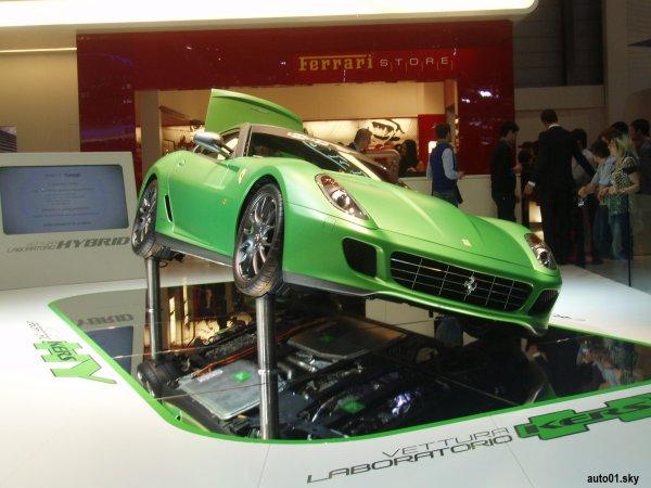 Ferrari 599 GTB HY KERS