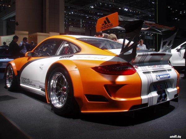 Porsche 911 GT3 RS HYBRID