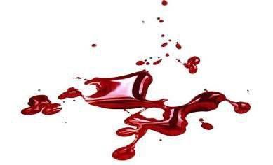 voici le sang que jesus a fais coulé pour toi