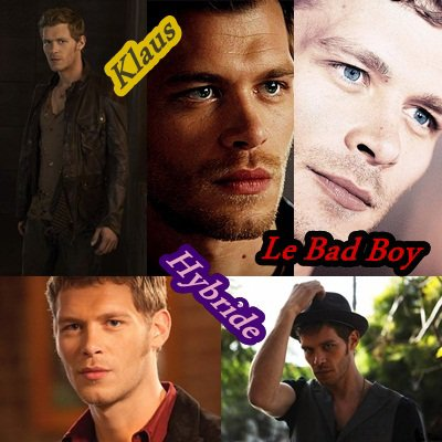 Klaus / Bad Boy / L'Hybride !!!