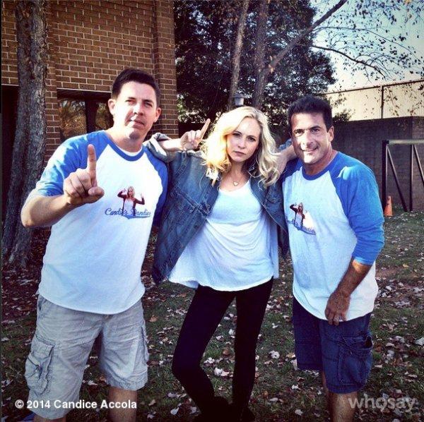 Photos du tournage de la Saison 6 <3 LA SUITE ...
