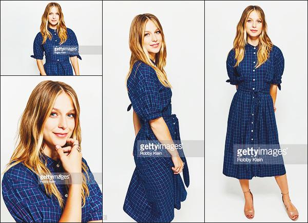 . Nouvelles photos de le belle Melissa durant le Comic con, j'adore ses photos elles sont magnifique !!  .