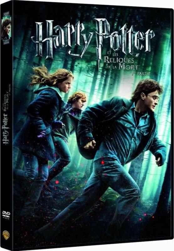 DVD Reliques de La Mort Partie 1