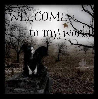 Bienvenue dans mon monde