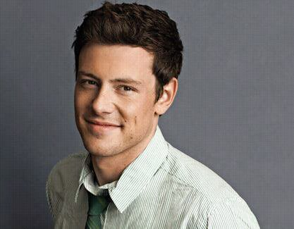 Hommage à Cory Monteith...