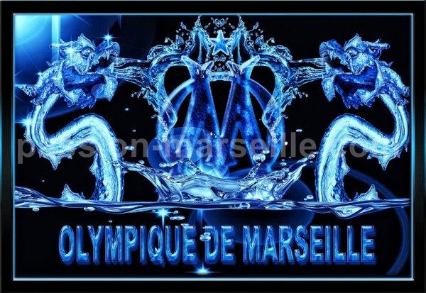 La Team Passion Marseille ici c'est notre religion