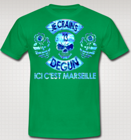 Tee Shirt (JE CRAINS DEGUN)