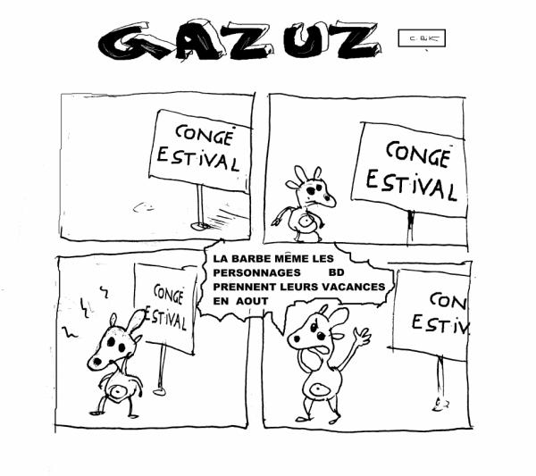 GAZUZ