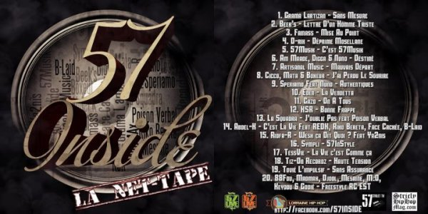 57INSIDE LA NET TAPE