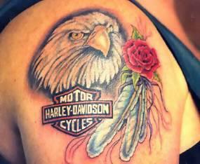 Les tatouages de Johnny