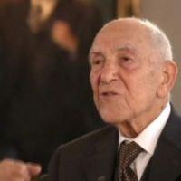 """L'""""indigné"""" Stéphane Hessel est décédé à l'âge de 95 ans"""