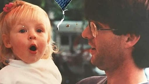 L'hommage émouvant mais honnête à sa fille, morte d'une overdose