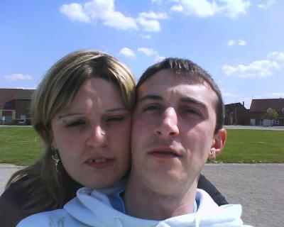 moi et mon homme de ma vie