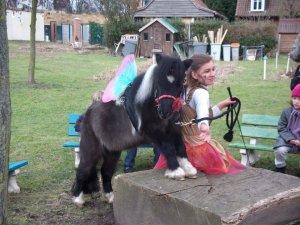 Spectacle les Centaures d'Arcadia a la ferme Marcel d'Henin a Lille.