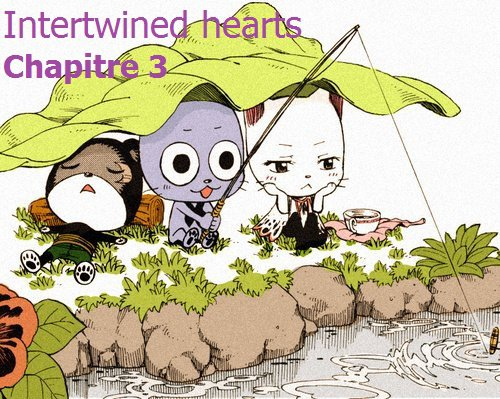 Chapitre 3 Fiction 1: Intertwined hearts