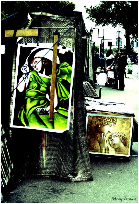 Artistes de Paris.